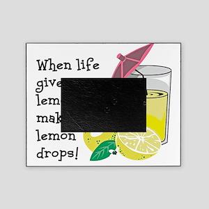 Lemon Drop Martini Picture Frame