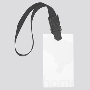 Home Large Luggage Tag