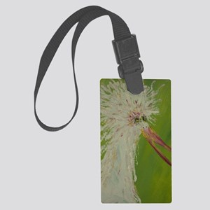 Give your creative spirit wings! Large Luggage Tag