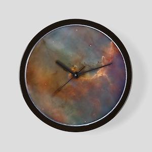 Men FB Androm2 Wall Clock
