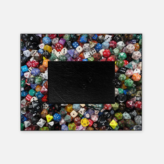 large dice pool Picture Frame
