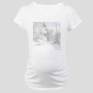 Notepad Maternity T-Shirt