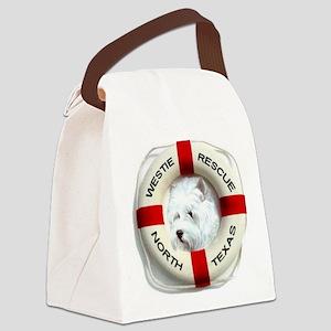 WRNT Logo Canvas Lunch Bag