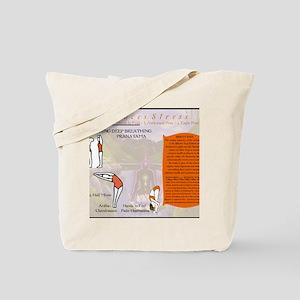 Bikram Yoga Postures #1 and #2 Tote Bag
