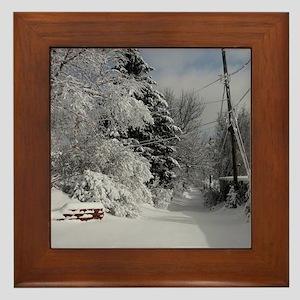 Picture Frame Framed Tile