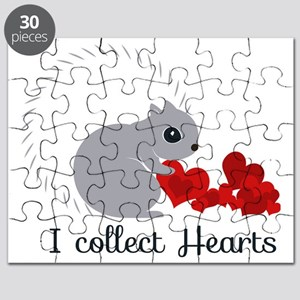 I Collect Hearts Puzzle