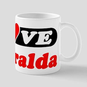 I Love Esmeralda Mug