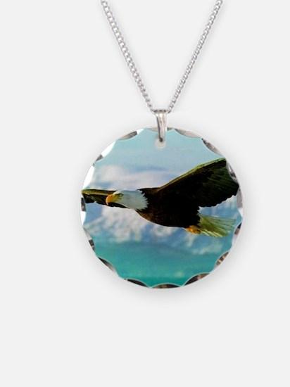 soaring eagle Necklace