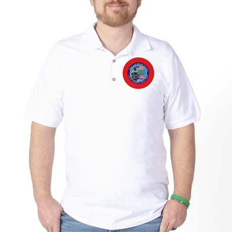 Puerto Rico Lighthouse Tour Golf Shirt