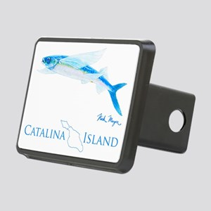 Flying Fish Catalina Islan Rectangular Hitch Cover