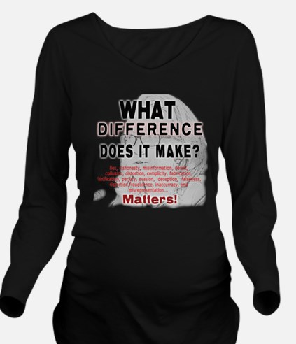 What Difference Does Long Sleeve Maternity T-Shirt
