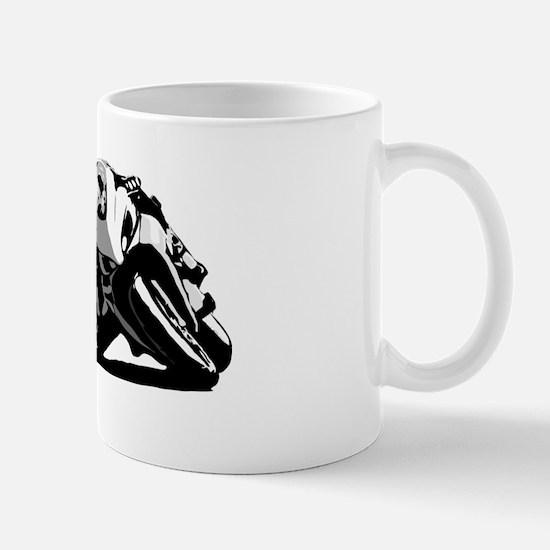 Track Rider Mug