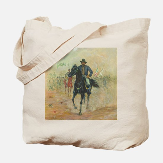 Grant by Charles W. Reed Tote Bag