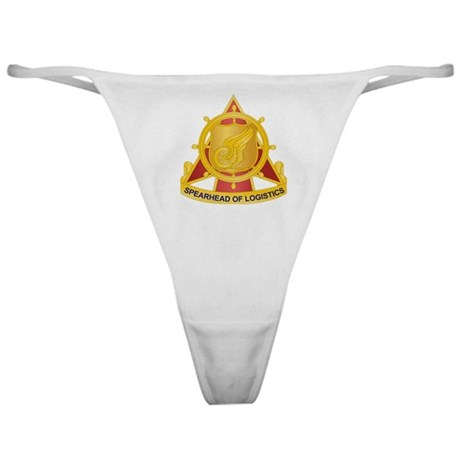 Transportation Corps Classic Thong