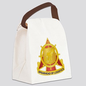 Transportation Corps Canvas Lunch Bag