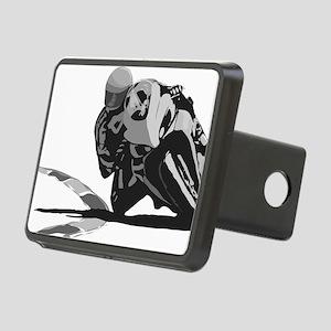 Track Rider Rectangular Hitch Cover