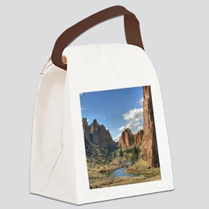 Smith 1 Canvas Lunch Bag