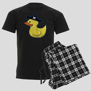 Pirate Duck Men's Dark Pajamas