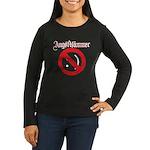 AngstHämmer Women's Long Sleeve Dark T-Shirt