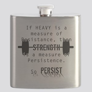 Strength is Persistence  Flask