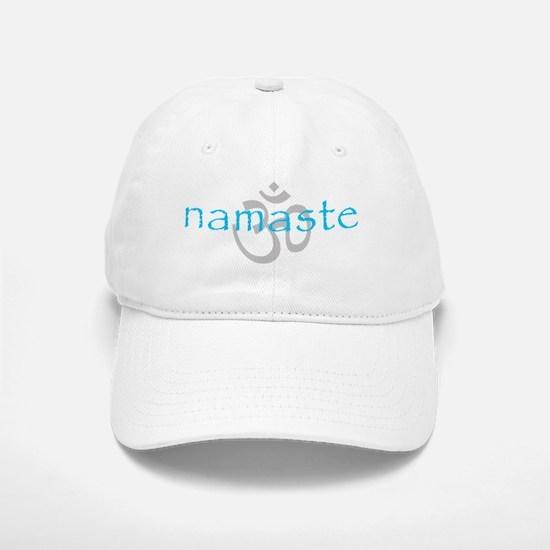 Om Namaste Baseball Baseball Cap