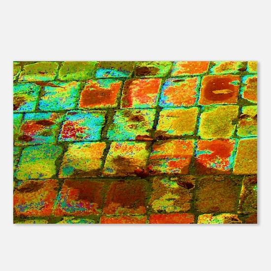 brick Postcards (Package of 8)