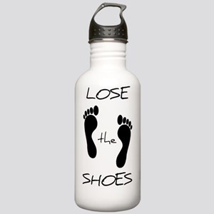Lose the Shoes Stainless Water Bottle 1.0L