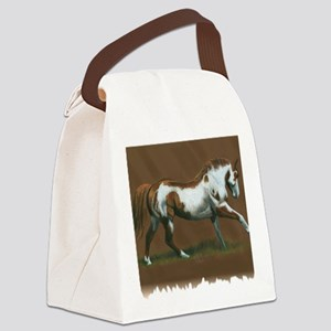 Tinman3 Canvas Lunch Bag