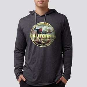 California Fly Fishing Long Sleeve T-Shirt