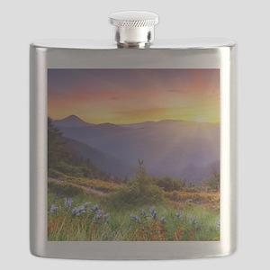 Mountain Meadow Flask