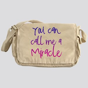 miracle Messenger Bag