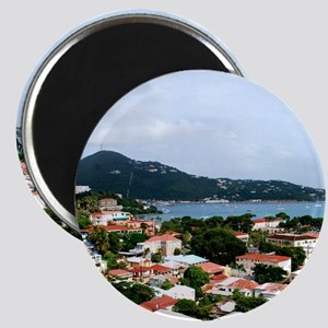 Charlotte Amalie, St. Thomas USVI Magnet