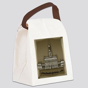 Philadelphia Liberty - Independen Canvas Lunch Bag