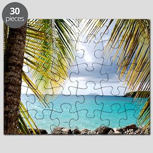 Cinnamon Bay, St. John USVI Puzzle