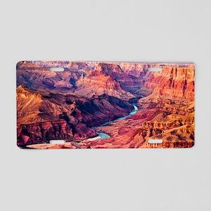 Grand Canyon Landscape Phot Aluminum License Plate