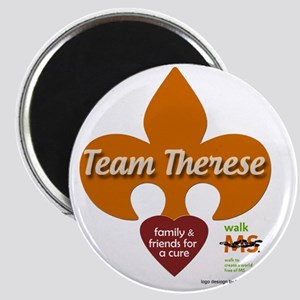Team Therese Main Logo Magnet