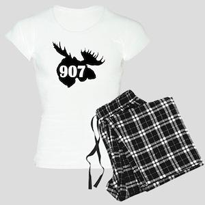 907 Moose Head Women's Light Pajamas