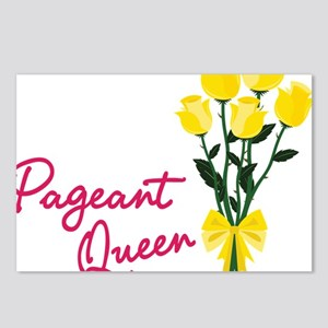 Pagent Queen Postcards (Package of 8)
