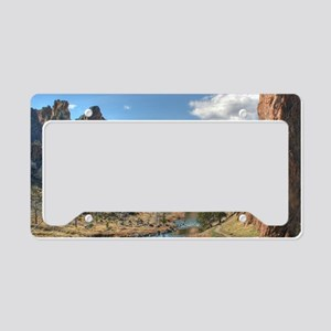 Smith 2 License Plate Holder