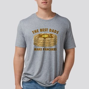 Best Dads Make Pancakes Mens Tri-Blend T-Shirt