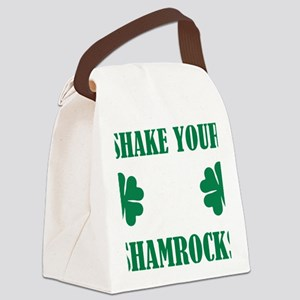Shake your shamrocks Canvas Lunch Bag