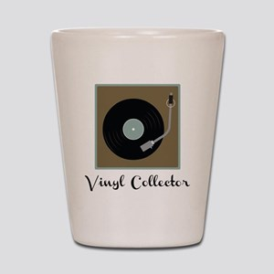 Vinyl Collector Shot Glass