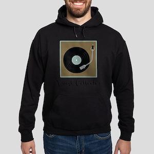 Vinyl Collector Hoodie (dark)