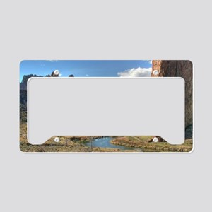 Smith 1 License Plate Holder