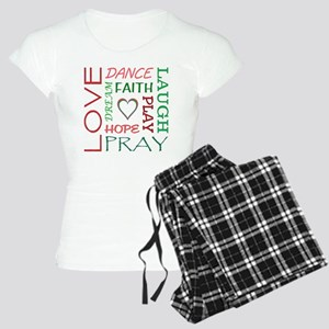 INSPIRATIONS * Women's Light Pajamas