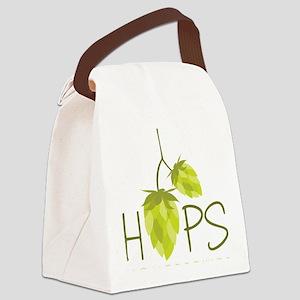 Homebrewer Canvas Lunch Bag