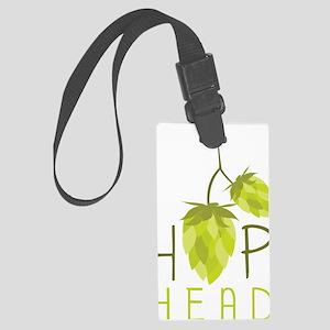 Hop Head Large Luggage Tag