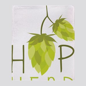 Hop Head Throw Blanket