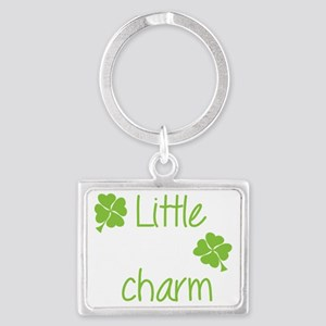 Little lucky charm Landscape Keychain