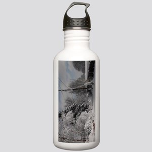 iPhone 5 Case Stainless Water Bottle 1.0L